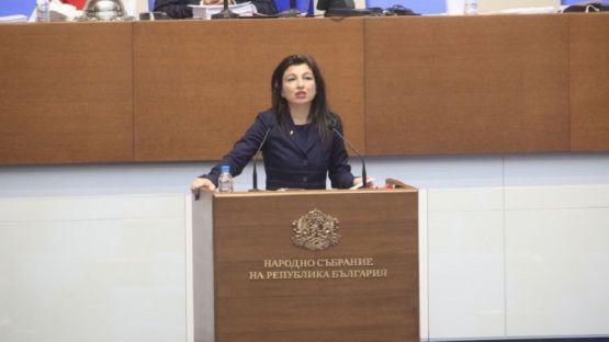 Надя Клисурска, БСП: По-скоро да се създаде Агенция за хората с увреждания към Министерски съвет /ВИДЕО/
