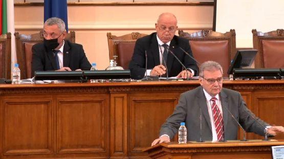 Александър Паунов: Това правителство не може да реши проблема с корупцията в България