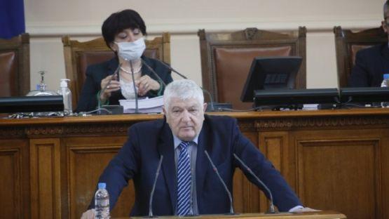 Петър Кънев: Държавните бензиностанции са предложение на БСП от 2015 г.
