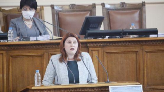 Кристина Сидорова: В доклада за работата на КПКОНПИ няма и дума за Апартаментгейт и Терасагейт