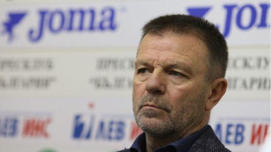 Стойчо Младенов замени Любослав Пенев в ЦСКА София