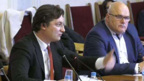 Крум Зарков: БСП няма да подкрепи в този вид Закона за извънредното положение, трябва да се доработи