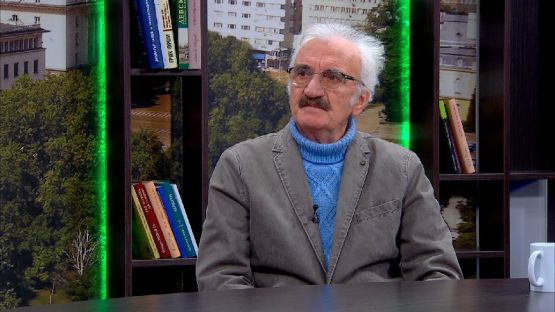 """""""България се събужда"""" (07.01.2020), гост: Димитър Аврамов, официален говорител на Военния съюз"""