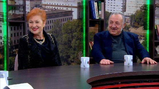 """""""България се събужда"""" (07.01.2020), гости: Мая Нешкова и Кирил Икономов"""