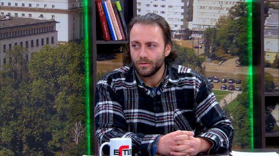 """""""България се събужда"""" (09.12.2019), гост: Иван Тренев, журналист"""