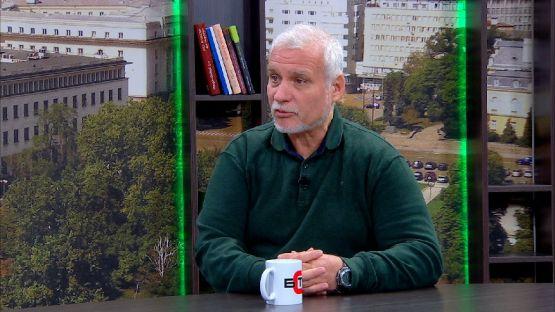"""""""България се събужда"""" (09.12.2019), гост: проф. Нако Стефанов"""