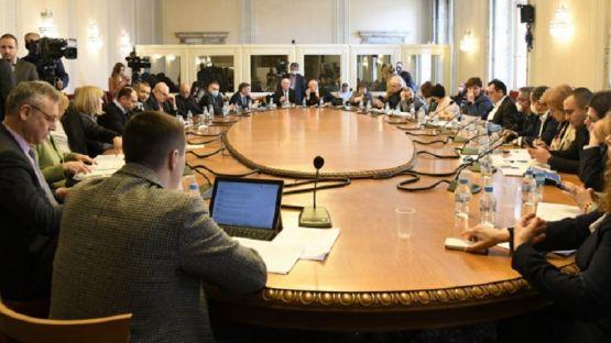 Правната комисия на НС подкрепи ветото на Радев