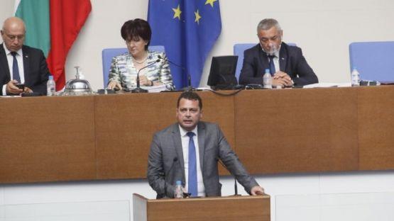 Иван Ченчев с цитат от Томислав Дончев: Чиста глупост е поддържане на машинно и хартиено гласуване