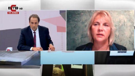 Мая Димитрова, БСП: Избирателят да се довери на партията, предлагаща не само решения, но и дългосрочни политики /ВИДЕО/
