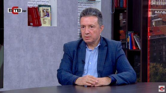 Янаки Стоилов: Гергов е символ на олигархията