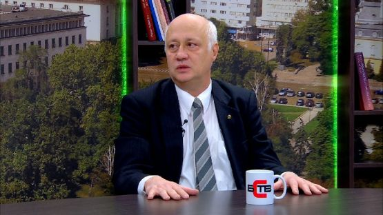 """""""България се събужда"""" (29.11.2019), гост: проф. Георги Попов"""
