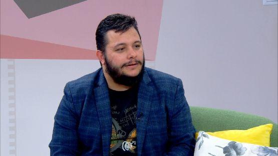 Следобед с БСТВ (08.01.2020), гост: Стоян Дюлгеров, холистичен психотерапевт
