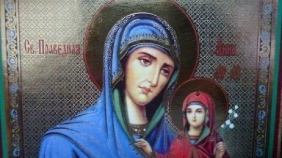 Православната църква почита Успението на света Анна
