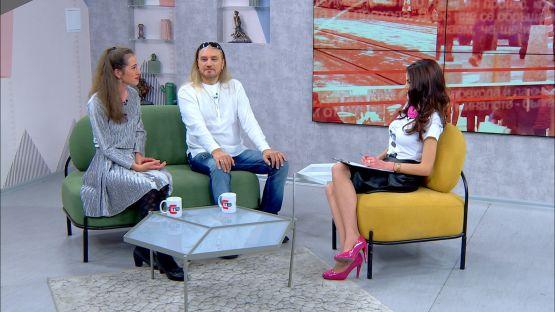 Следобед с БСТВ (22.11.2019), гости: Коцето Калки, певец и Мартина Табакова, певица