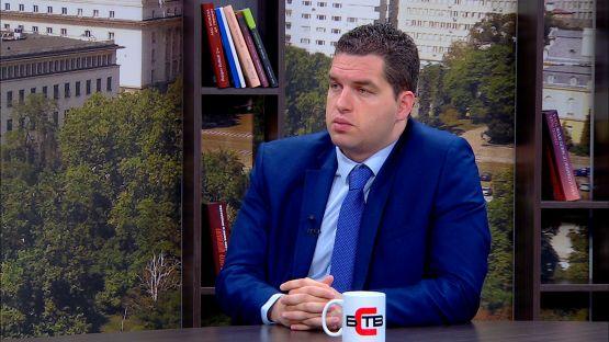 """""""България се събужда"""" (12.11.2019) гост: Николай Николов, общински съветник от БСП"""