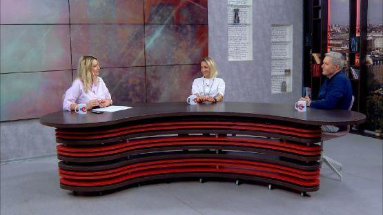 """""""АНТИДОТ"""", гости: ДАНИЕЛ ЦОЧЕВ, АКТЬОР и МАРТИНА АПОСТОЛОВА, АКТРИСА (15.07.2021)"""