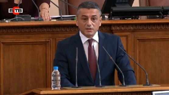 Красимир Янков към депутатите: Борбата с корупцията е наша обща отговорност. Суверенът очаква това от нас