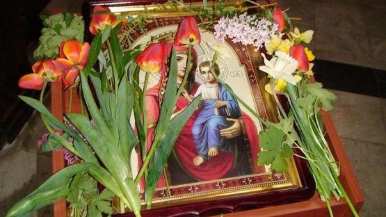 """Цветница е! Исус Христос влиза тържествено в Йерусалим под възгласите """"Осанна""""!"""