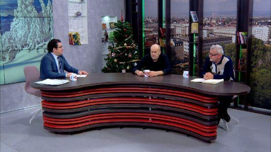 """""""България се събужда"""" (12.12.2019), гости: Борис Роканов и Пламен Анакиев"""