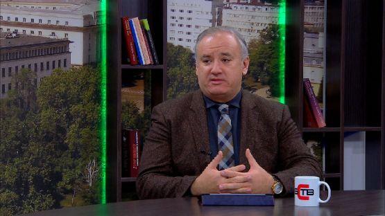 """""""България се събужда"""" (04.12.2019), гост: Атанас Костадинов, депутат от БСП"""