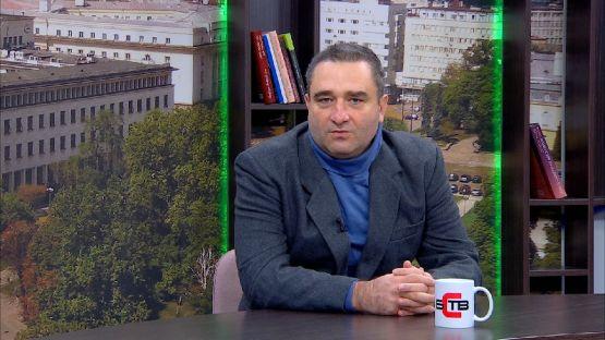 """""""България се събужда"""" (06.12.2019), гост: Добри Божилов, писател"""