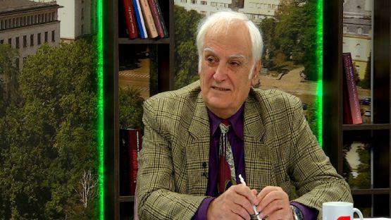 """""""България се събужда"""" (21.11.2019) гост: инж. д-р Александър Трифонов, икономически анализатор"""