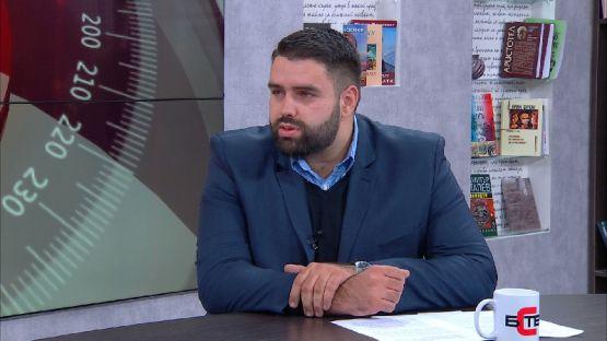 """""""Актуално от деня"""" със Стоил Рошкев (29.11.2019), гост: Петко Димитров, общински съветник от БСП"""