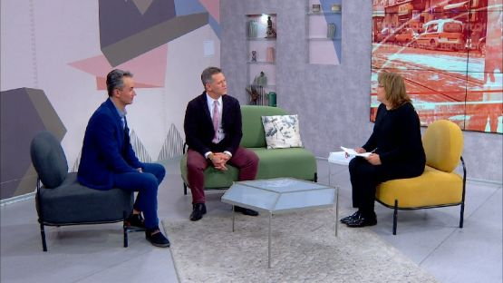 Следобед с БСТВ (26.11.2019), гости: Марек Дяков, диригент и Асен Павлов, хореограф
