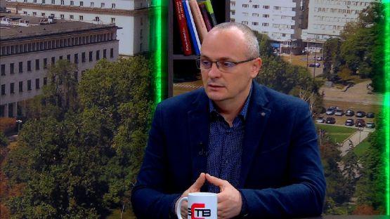 """""""България се събужда"""" (13.12.2019), гост: Георги Киряков, политолог"""