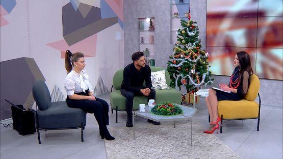 Следобед с БСТВ (09.12.2019), гости: Жорж Тодоров, стилист и Емона Делчева, модел и маникюрист
