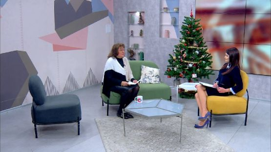 Следобед с БСТВ (19.12.2019), гост: Деяна Данаилова, редактор Културна продукция в БСТВ