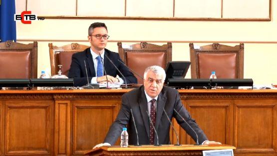 Румен Гечев: Щом промените в хазарта няма да доведат до промени в бюджета, следващите 700 млн. пак ли ще бъдат откраднати? /ВИДЕО/