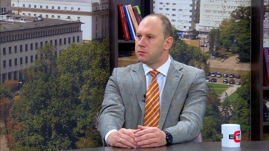"""""""България се събужда"""" (22.11.2019) гост: доц. Николай Цонков, депутат от БСП"""