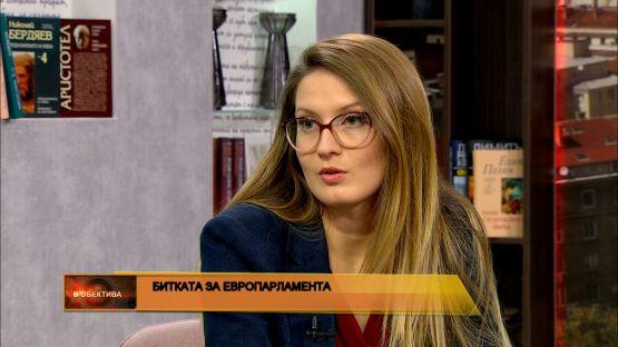 Цветелина Пенкова: Явяваме се като един отбор, целта ни е да спечелим изборите