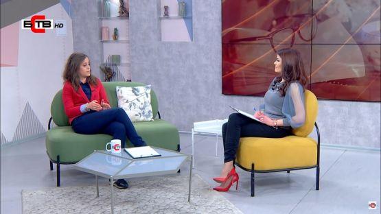 Следобед с БСТВ (11.03.2020), тема: Има ли наказателна отговорност за нарушителите на карантината?,  гост: Силвия Петкова - адвокат