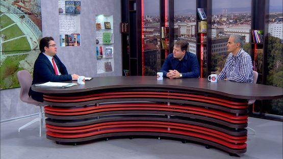 """България се събужда"" (12.11.2019) гости: Орлин Тодоров и д-р Нино Чаушев, невролог"