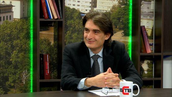 """""""България се събужда"""" (18.11.2019) гост: Даниел Божилов, юрист"""