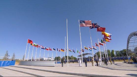 ЮБИЛЕЙНА И НАПРЕГНАТА СРЕЩА НА ВИСОКО РАВНИЩЕ НА НАТО