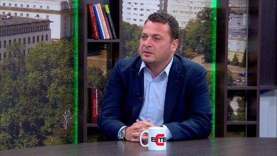 """""""България се събужда"""" (10.12.2019), гост: Иван Ченчев, депутат от БСП"""
