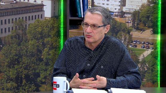 """""""България се събужда"""" (18.12.2019), гост: Чавдар Найденов, социолог"""