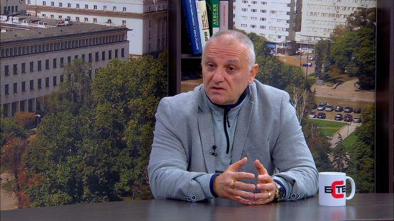 """""""България се събужда"""" (09.01.2020), гост: Милен Милушев, журналист"""
