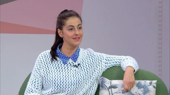 """""""Следобед с БСТВ"""" (09.01.2020), гост: Мила Банчева, актриса"""