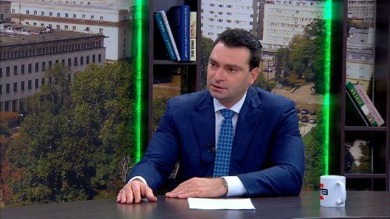 """""""България се събужда"""" (19.12.2019), гост: Калоян Паргов, председател на БСП-София"""