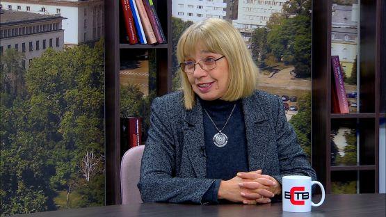 """""""България се събужда"""" (22.11.2019) гост: проф. Валерия Фол, историк"""