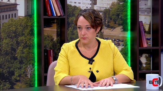 """""""България се събужда"""" (20.11.2019) гост: Анна Славова, депутат от БСП"""