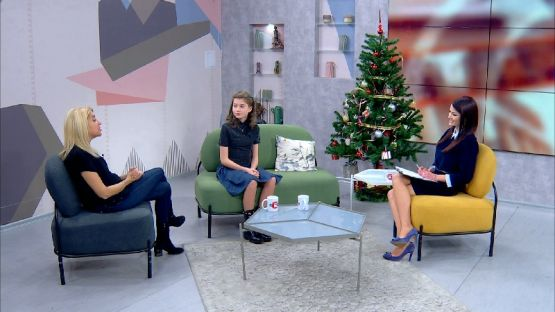 Следобед с БСТВ (19.12.2019), гости: Богдана Желявска, председател на Асоциация за Подкрепа на Децата и съдия Валерия Стоянова