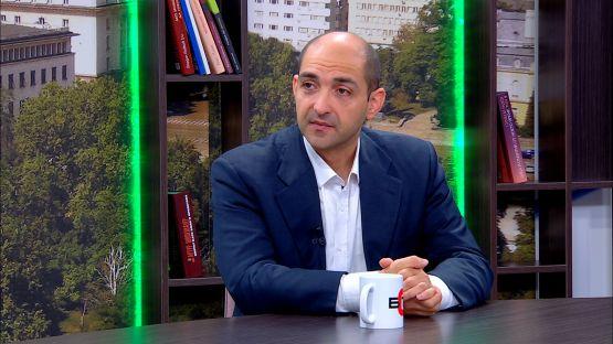"""""""България се събужда"""" (11.11.2019) гост: Иво Лилов, председател на областния съвет на БСП - Враца"""