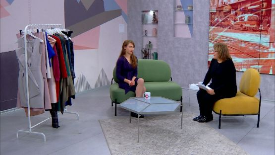 Следобед с БСТВ (26.11.2019), гост: Полина Петрова, дизайнер