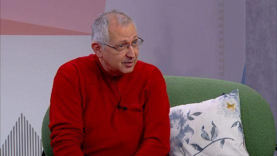 Следобед с БСТВ (02.12.2019), гост: Петър Янков, синоптик