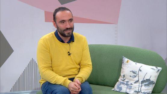 Следобед с БСТВ (19.12.2019), гост: Ангел Наков, холистичен психотерапевт